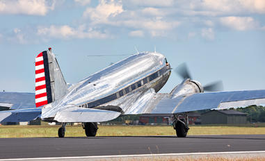 N341A - Legend Airways of Colorado Douglas DC-3