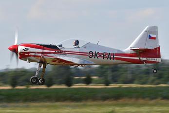 OK-FAI - Aeroklub Czech Republic Zlín Aircraft Z-50 L, LX, M series