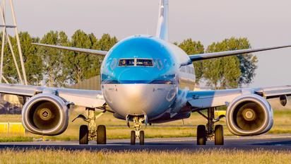 PH-BXY - KLM Boeing 737-800
