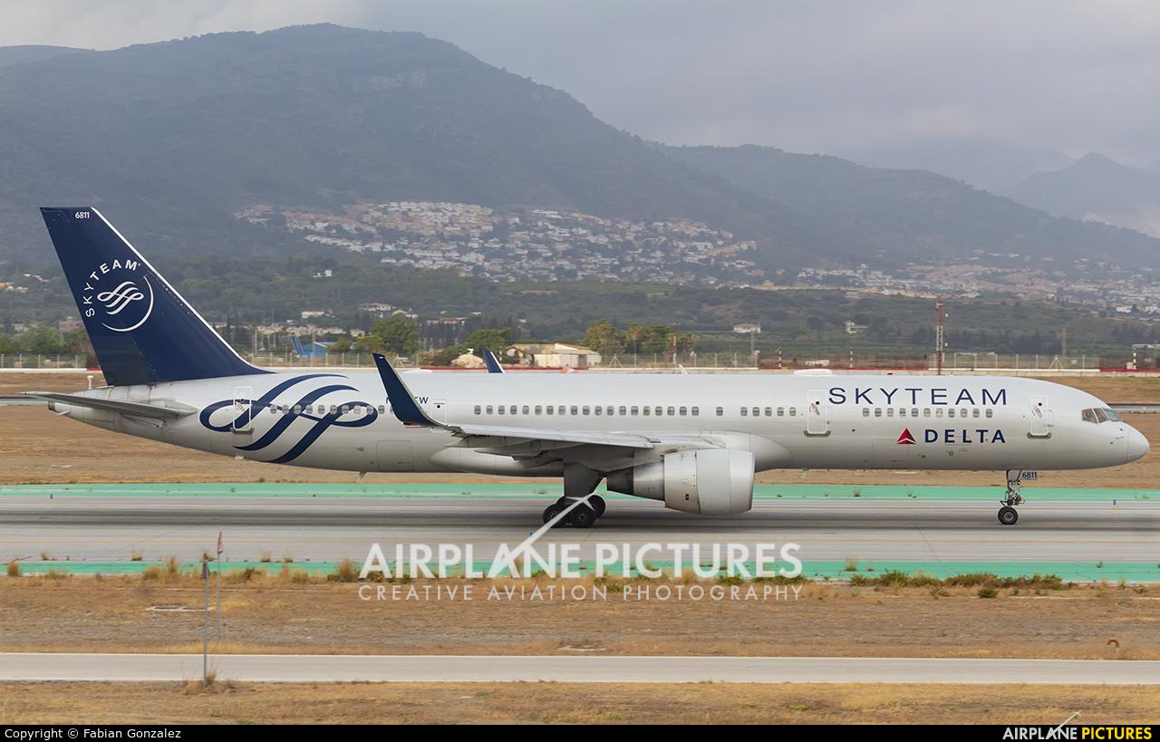 Delta Air Lines N705TW aircraft at Málaga