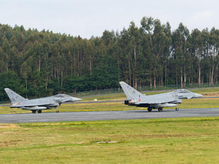 C.16-38 - Spain - Air Force Eurofighter Typhoon