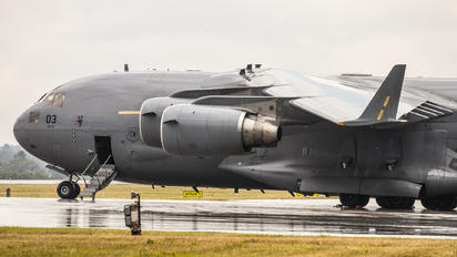 SAC 03 - NATO Boeing C-17A Globemaster III
