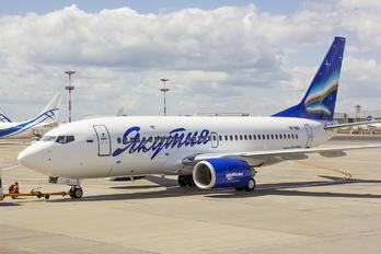 VP-BIO - Yakutia Airlines Boeing 737-700