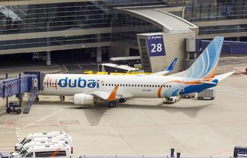 A6-FEF - flyDubai Boeing 737-800