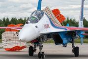 """RF-81705 - Russia - Air Force """"Russian Knights"""" Sukhoi Su-30SM aircraft"""