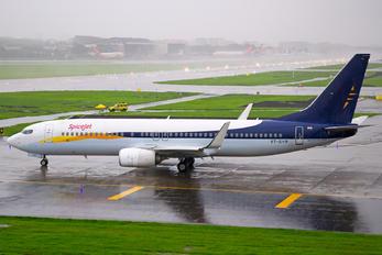 VT-SYR - SpiceJet Boeing 737-800