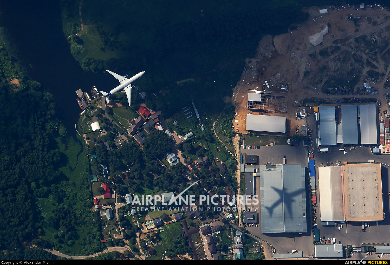 Aeroflot VP-BGF aircraft at Moscow - Sheremetyevo