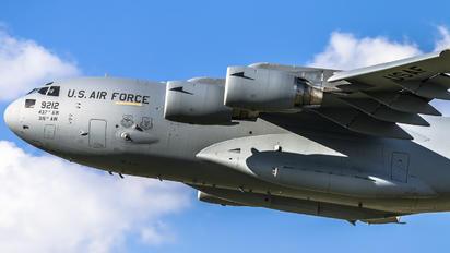 09-9219 - USA - Air Force Boeing C-17A Globemaster III