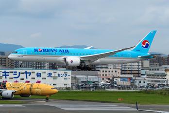 HL8083 - Korean Air Boeing 787-9 Dreamliner
