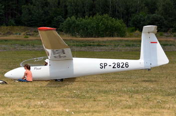 SP-2826 - Private PZL SZD-30 Pirat