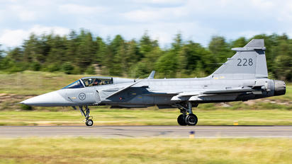 39228 - Sweden - Air Force SAAB JAS 39C Gripen