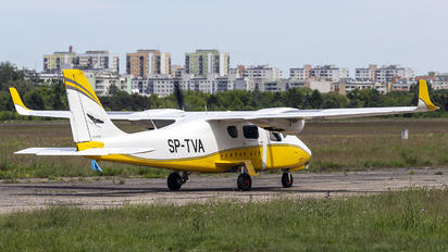SP-TVA - Private Tecnam P2006T