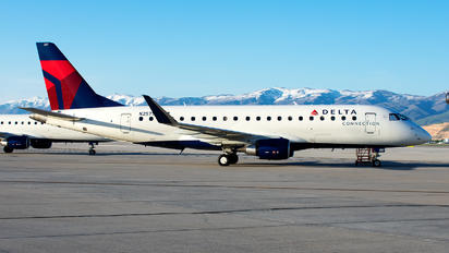 N257SY - Delta Connection - SkyWest Airlines Embraer ERJ-175 (170-200)