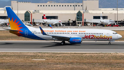 G-JZHT - Jet2 Boeing 737-800