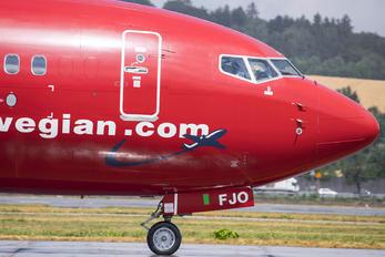 EI-FJO - Norwegian Air International Boeing 737-800
