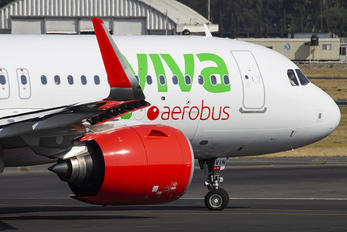 XA-VIN - VivaAerobus Airbus A320 NEO