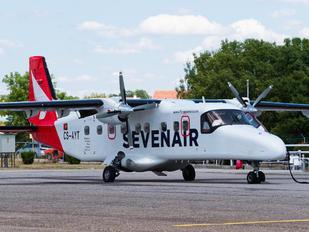 CS-AYT - Sevenair Dornier Do.228