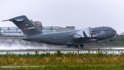 01-0189 - USA - Air Force Boeing C-17A Globemaster III