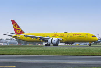 B-7302 - Hainan Airlines Boeing 787-9 Dreamliner