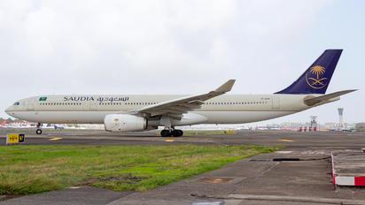 HZ-AQ18 - Saudi Arabian Airlines Airbus A330-300