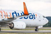 A6-FEU - flyDubai Boeing 737-800 aircraft