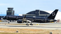 Rare visit of TCS World Travel B752 to Svalbard title=
