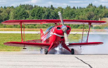 N80050 - Private Pitts S-2A Special