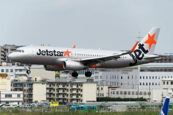 JA16JJ - Jetstar Japan Airbus A320