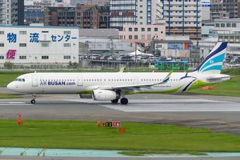 HL7210 - Air Busan Airbus A321