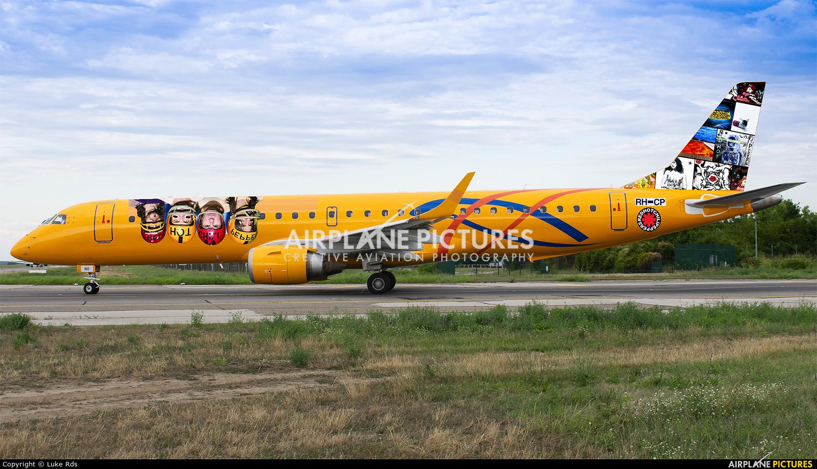 LOT - Polish Airlines SP-LNO aircraft at Bucharest - Henri Coandă
