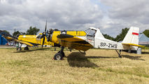 SP-ZWS - EADS - Agroaviation Services PZL M-18 Dromader aircraft