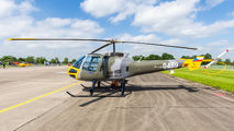 0459 - Czech - Air Force Enstrom 480B aircraft