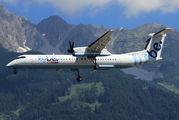 G-JECO - Flybe de Havilland Canada DHC-8-400Q / Bombardier Q400 aircraft