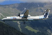 G-JECO - Flybe de Havilland Canada DHC-8-400Q / Bombardier Q400 aircraft