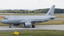 604 - Hungary - Air Force Airbus A319 aircraft