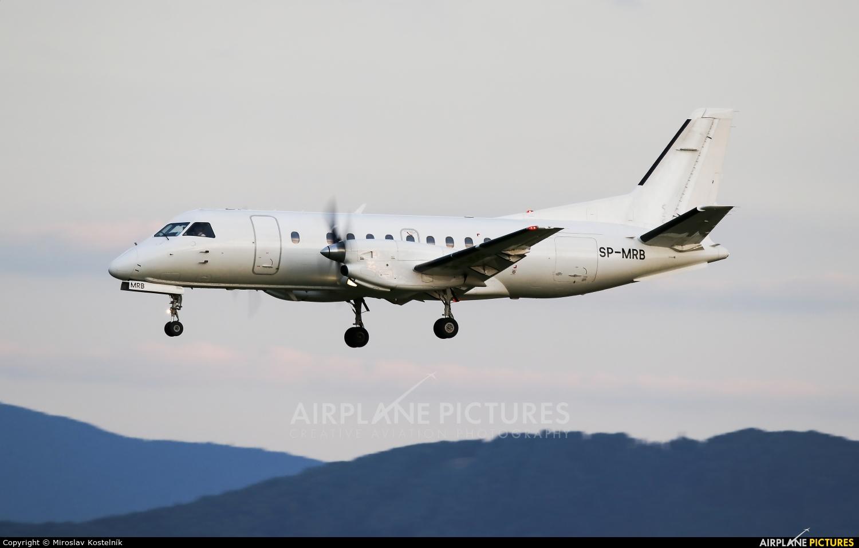 Skytaxi SP-MRB aircraft at Ostrava Mošnov