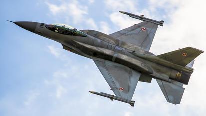 4041 - Poland - Air Force Lockheed Martin F-16C Jastrząb