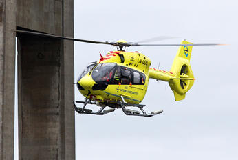 LN-OOU - Norsk Luftambulanse AS Airbus Helicopters H145