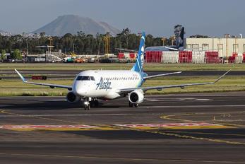 N184SY - Alaska Airlines - Skywest Embraer ERJ-175 (170-200)