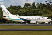 FAC0001 - Colombia - Air Force Boeing 737-700 BBJ aircraft