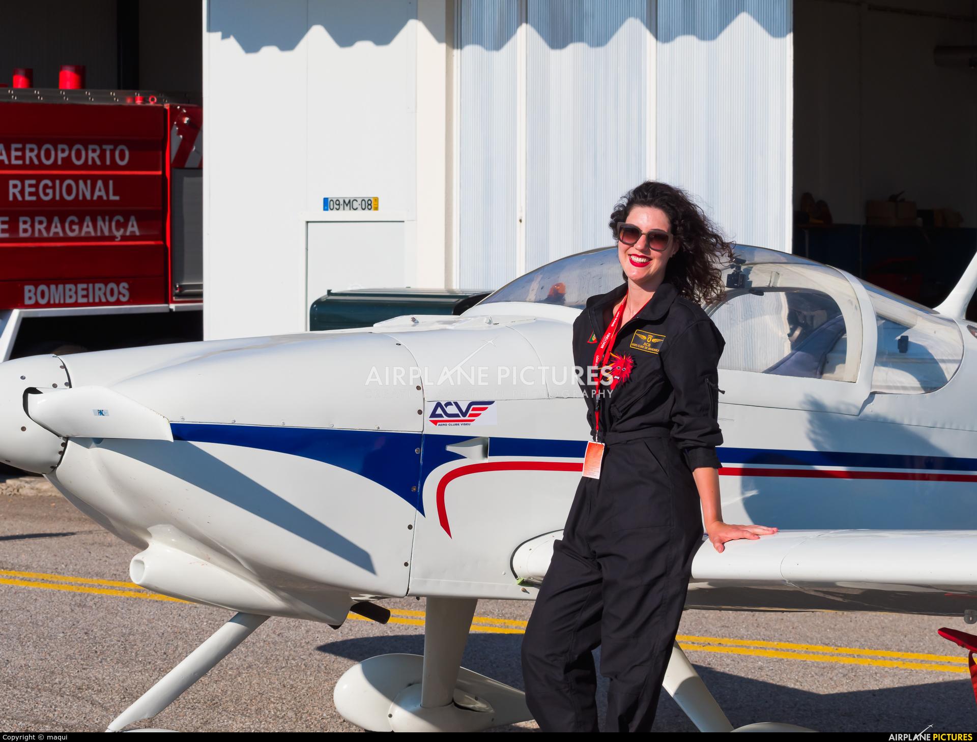 - Aviation Glamour CS-XCN aircraft at Bragança