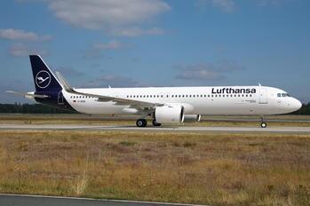 D-AIEB - Lufthansa Airbus A321 NEO