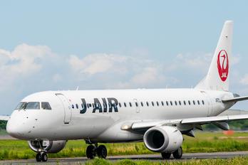 JA251J - J-Air Embraer ERJ-190 (190-100)