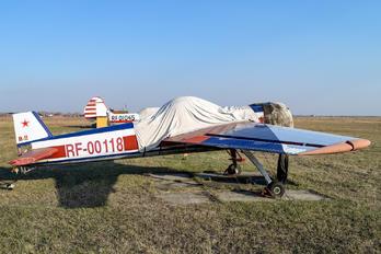 RF-00118 - DOSAAF / ROSTO Yakovlev Yak-55