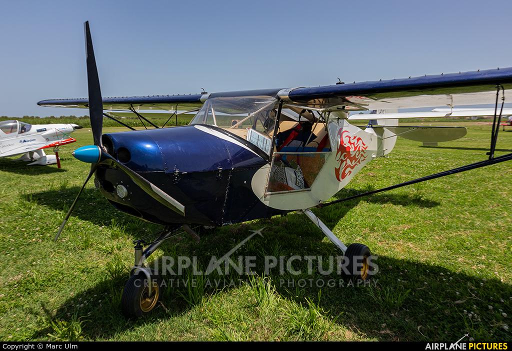 Private I-5146 aircraft at Sibari Fly