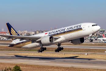 9V-SVM - Singapore Airlines Boeing 777-200ER