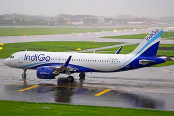 VT-IZB - IndiGo Airbus A320 NEO