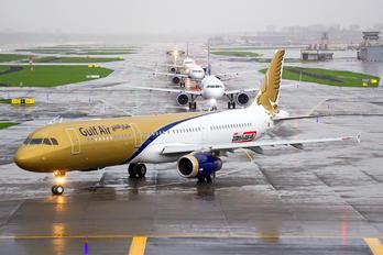 A9C-CF - Gulf Air Airbus A321