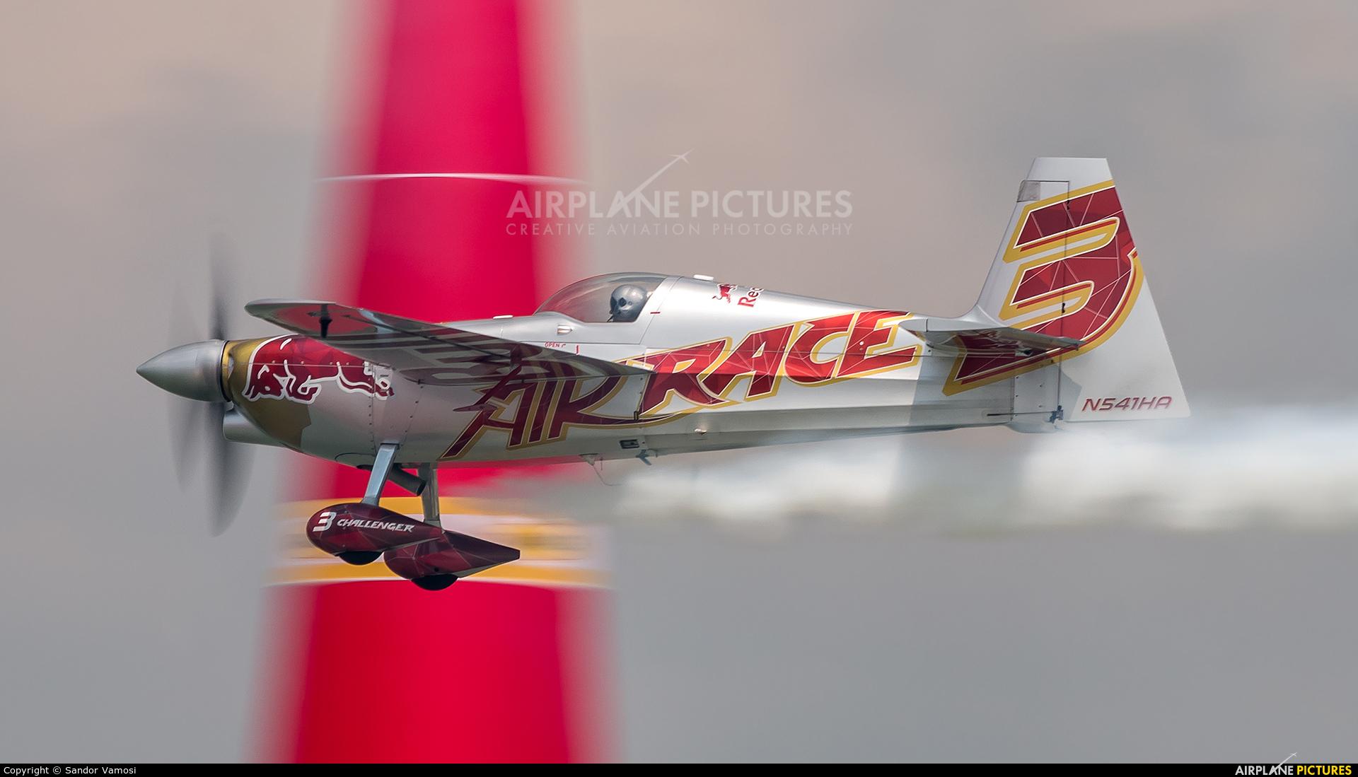 Red Bull N541HA aircraft at Off Airport - Hungary