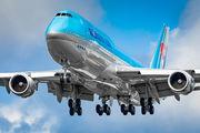 HL7644 - Korean Air Boeing 747-8 aircraft